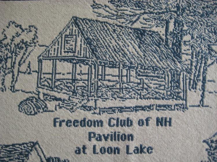 Freedom Club blue