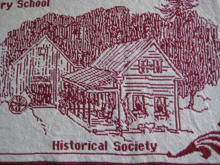 Historical Society cranberry