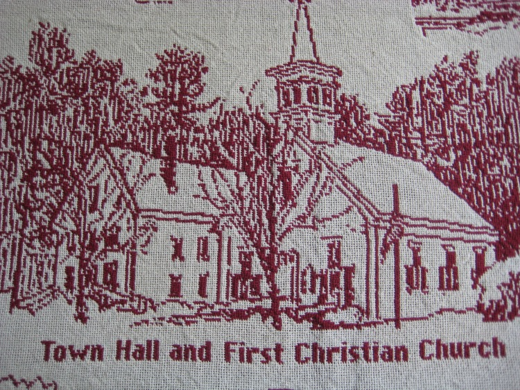 Town Hall cranberry