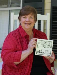Nancy Essex tile artist