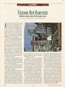 Yankee Mag 2005